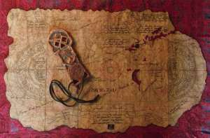 One-Eyed Willy's Map
