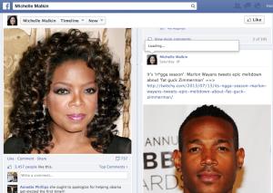 Michelle Malkin's Facebook