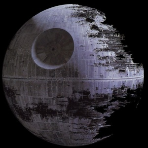Death Star (not NASA)