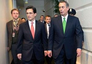 Boehner and Minion