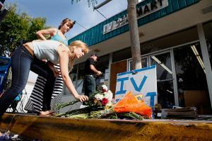 Isa Vista Crime Scene