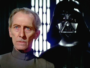 Tarkin & Vader
